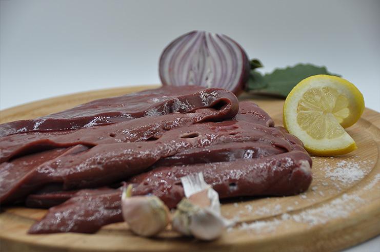 Fígado vitela